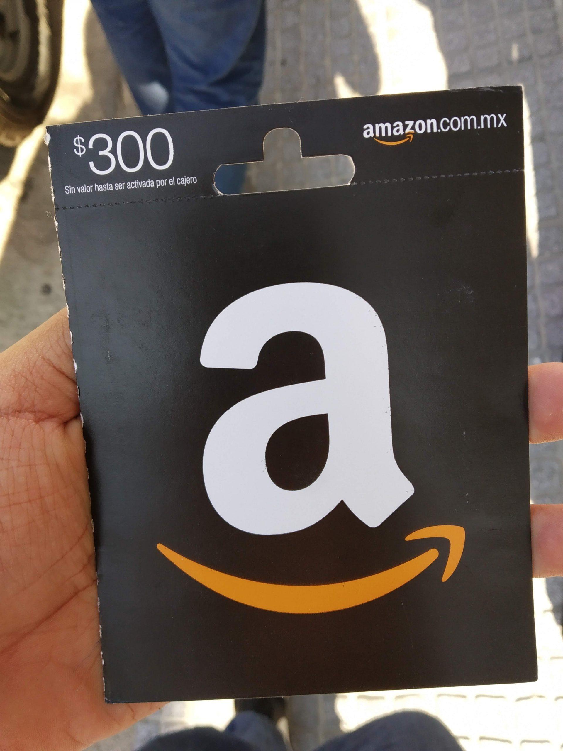 Puedo Usar Las Tarjetas De Regalo Amazon Mexico Dentro De Amazon